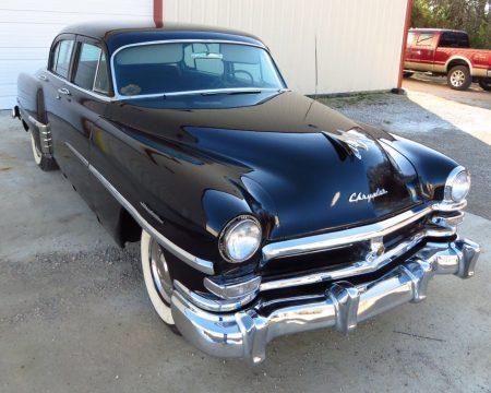 1953 Chrysler Windsor DeLuxe na prodej