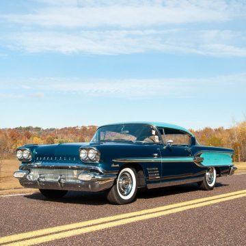 1958 Pontiac Bonneville na prodej