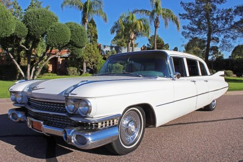 1959 Cadillac Fleetwood Series 75 Limousine na prodej