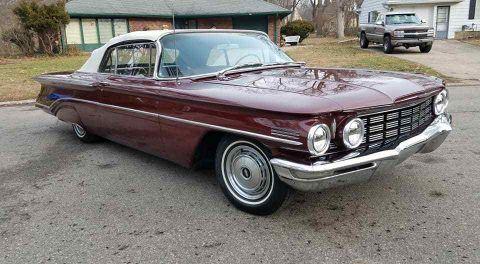 1960 Oldsmobile Super 88 Convertible na prodej