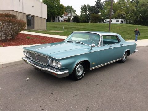 1964 Chrysler New Yorker na prodej