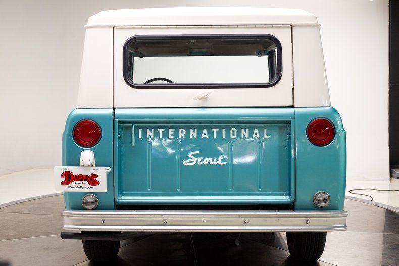 1969 International Scout