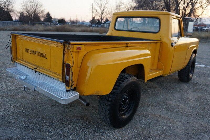 1973 International Harvester 1210