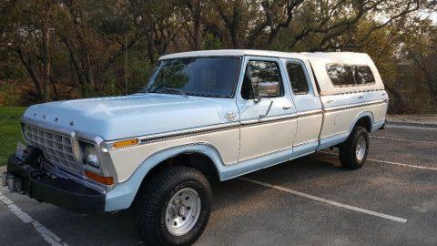 1978 Ford F-150 na prodej