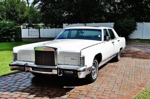 1979 Lincoln Continental na prodej