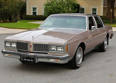 1984 Oldsmobile Eighty-Eight na prodej
