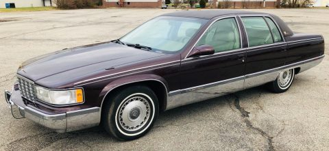 1996 Cadillac Fleetwood Brougham na prodej
