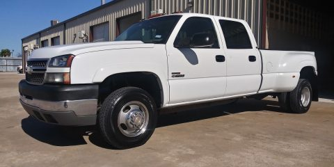 2005 Chevrolet Silverado 3500 LT na prodej