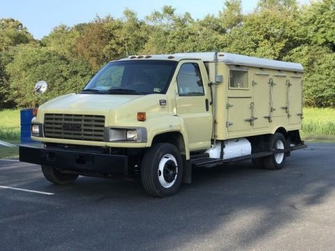 2009 GMC C5500 na prodej