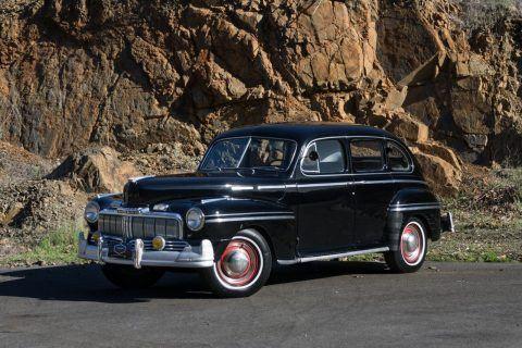 1947 Mercury 8 na prodej