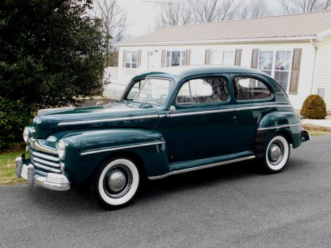 1948 Ford Deluxe na prodej