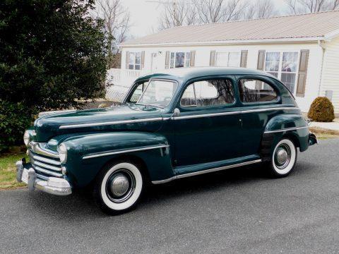 1948 Ford Deluxe na prodej