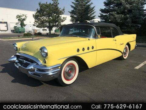1955 Buick Century Convertible na prodej