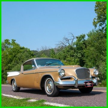 1957 Studebaker Golden Hawk na prodej