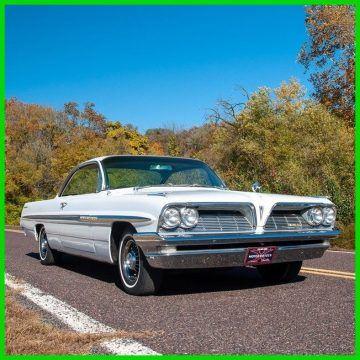 1961 Pontiac Bonneville na prodej
