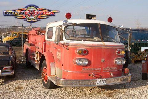 1964 American LaFrance Series 900 na prodej