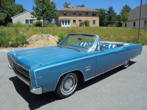 1968 Plymouth Fury na prodej