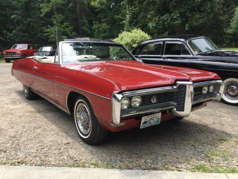1968 Pontiac Bonneville Convertible na prodej