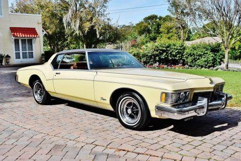 1973 Buick Riviera na prodej