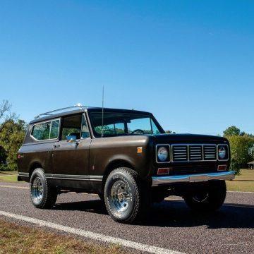 1976 International Harvester Scout II na prodej