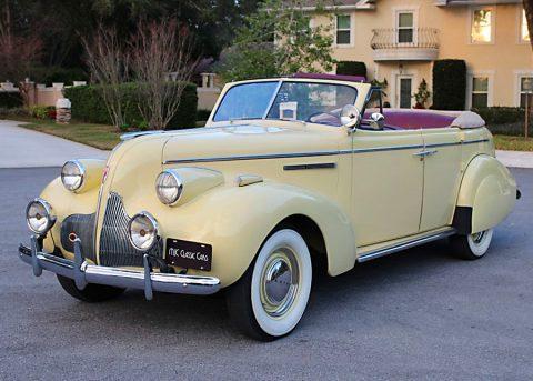 1939 Buick Special na prodej