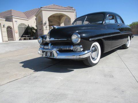 1950 Mercury 4-door Sedan na prodej