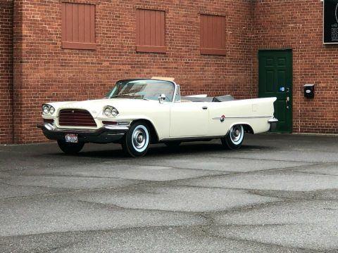 1959 Chrysler 300E Convertible na prodej