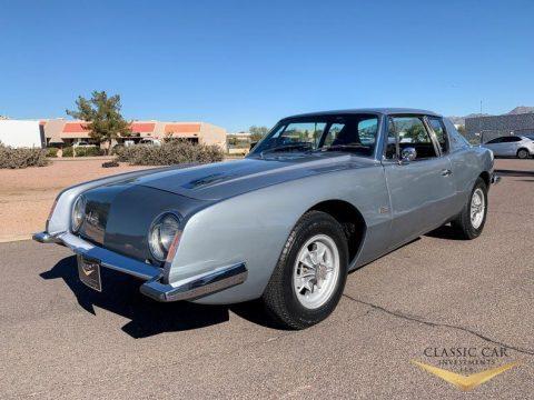 1963 Studebaker Avanti R1 na prodej