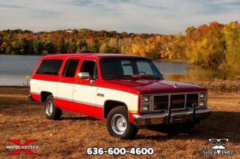 1987 GMC Suburban na prodej