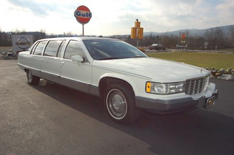 1994 Cadillac Fleetwood Brougham na prodej