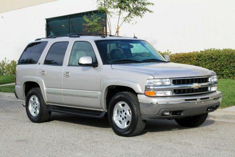 2004 Chevrolet Tahoe na prodej