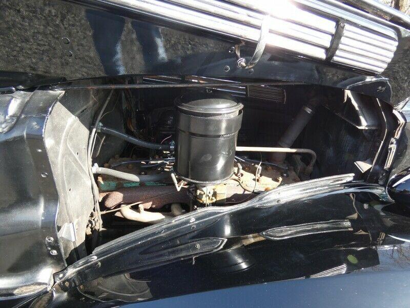 1938 Packard 200 Sedan