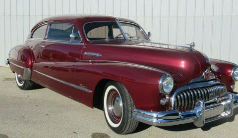 1947 Buick Super Sedanette na prodej