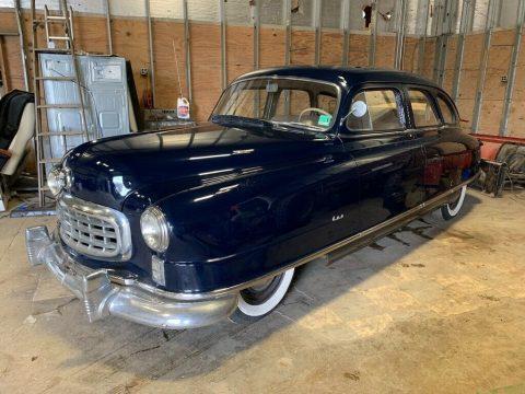 1949 Nash 600 na prodej