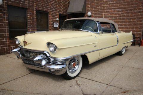 1956 Cadillac Series 62 Convertible na prodej