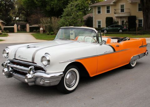 1956 Pontiac Starchief Convertible na prodej