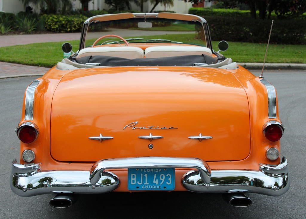 1956 Pontiac Starchief Convertible