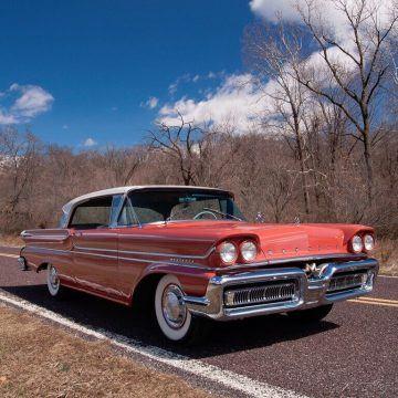 1958 Mercury Monterey na prodej