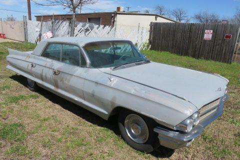 1962 Cadillac DeVille na prodej