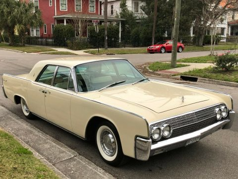 1962 Lincoln Continental na prodej