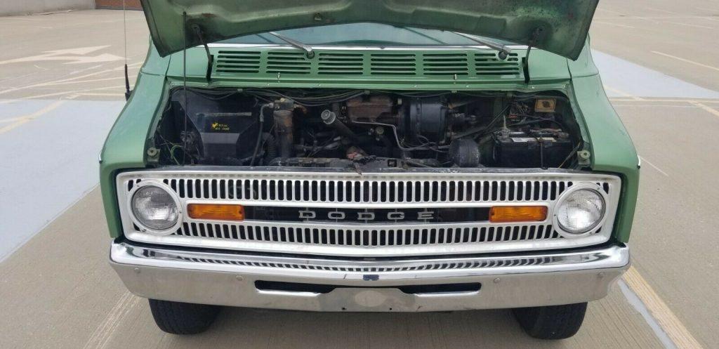 1973 Dodge Power Wagon