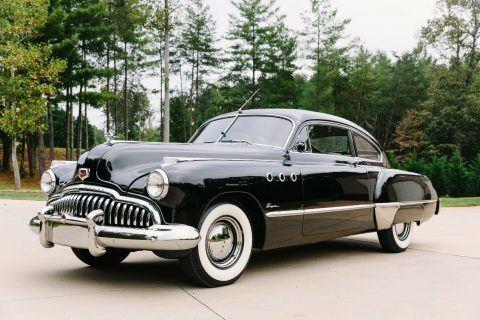 1949 Buick Super na prodej