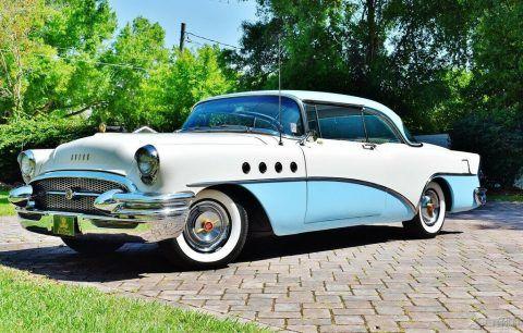 1955 Buick Roadmaster na prodej