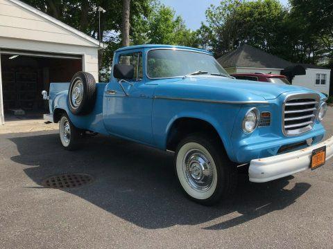 1960 Studebaker Champ na prodej