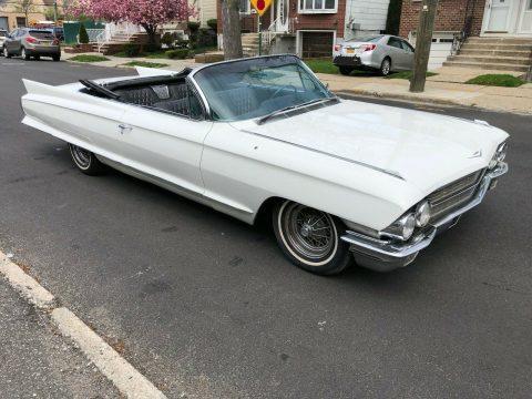 1962 Cadillac DeVille Convertible na prodej