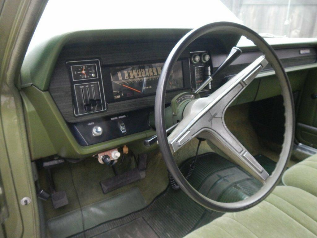1969 AMC Rebel SST