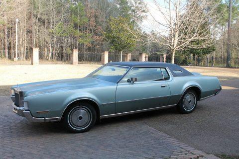1972 Lincoln Continental Mark IV na prodej