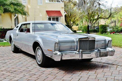 1973 Lincoln Continental Mark IV na prodej