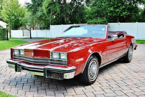 1985 Oldsmobile Toronado na prodej