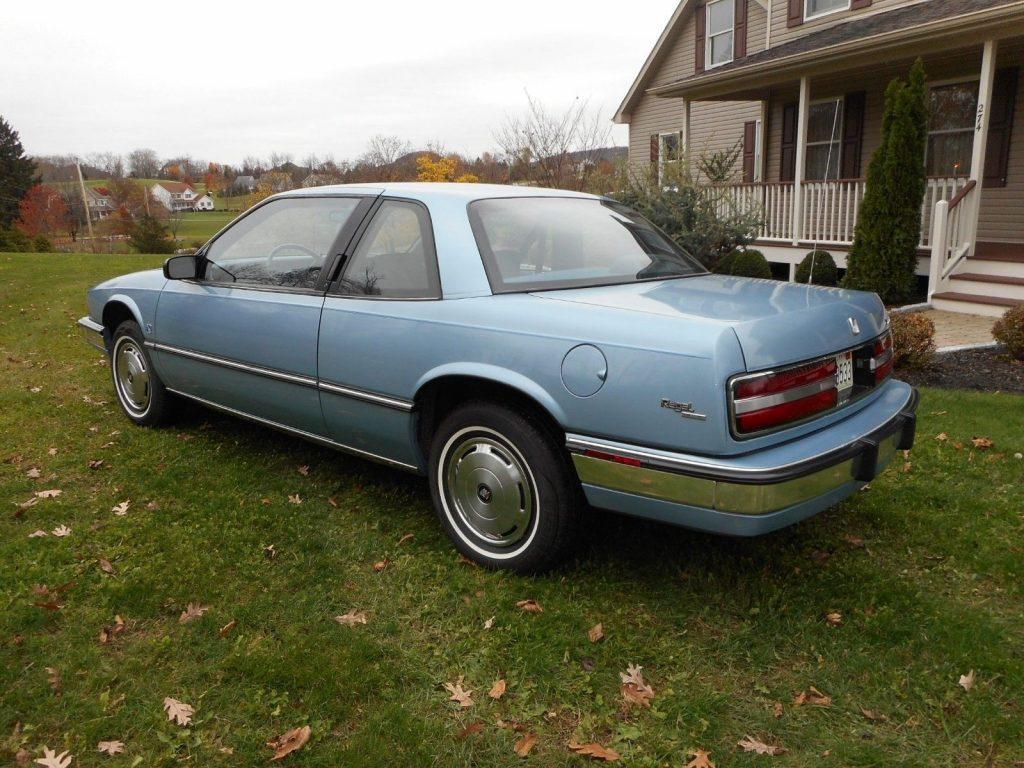 1988 Buick Regal